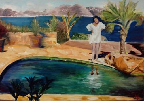 olivier jeunon, dessin peinture paris 15,