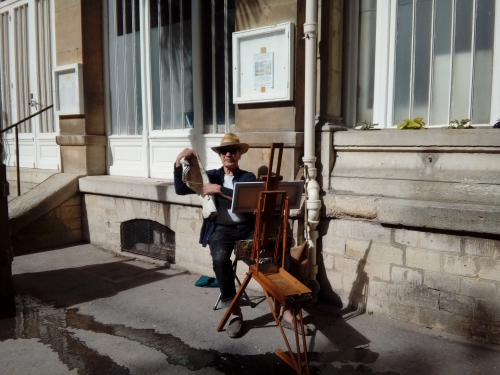foranim,olivier jeunon,dessin,encre,aquarelle,peinture,atelier Paris XV,atelier Paris 15,